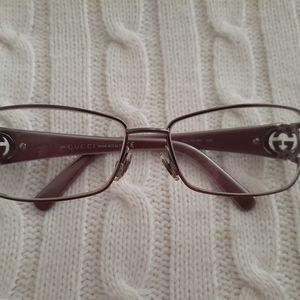 Eyeglasses (prescription) with case